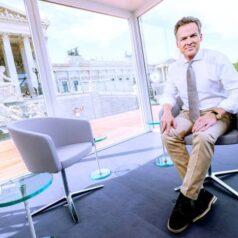 ORF Sendestudio Parlament