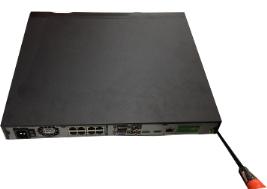 مرحله ی نهایی آموزش نصب هارد اینترنال در دستگاه dvr داهوآ