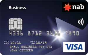 NAB Low Rate Business Credit Card