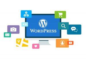 طراحی سایت با وردپرس 300x205 - مزایای طراحی سایت با وردپرس