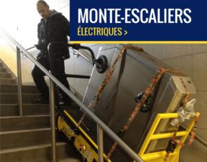 Monte-Escaliers Électriques par Movex Innovation