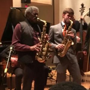 Nick Green with Jazz Master Charles McPherson