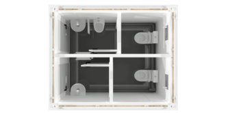 CHV-150DH-10ft-WC-Container-top