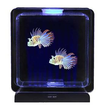 Lightahead Illuminated Artificial Aquarium Mood Lamp