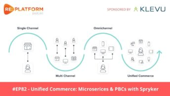 Unified Ecommerce and Microservices ecommerce podcast with Spryker