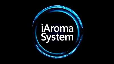 Expresso Broyeur Siemens iAroma System logo