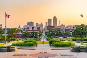 Des Moines Iowa legal recruiters