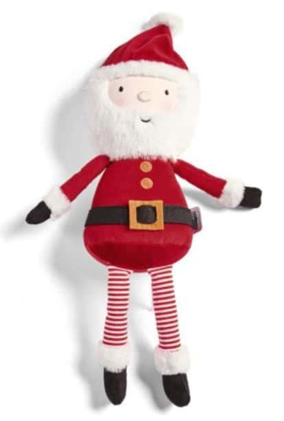 Christmas Soft Toy - Santa