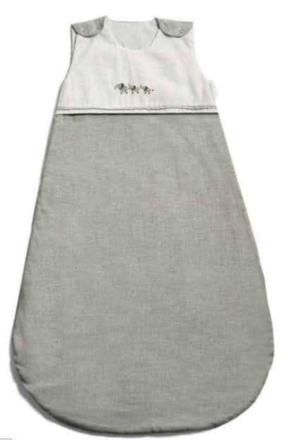 2.5 Tog Dreampod Sleep Bag 6-18 months - White