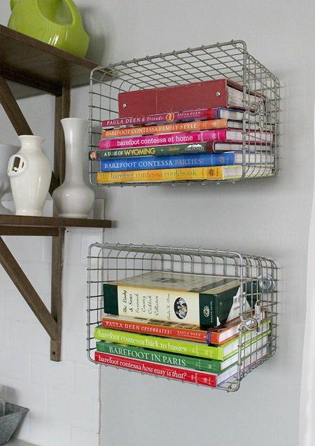Ways to Organize with Baskets