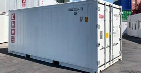 20ft Kühlcontainer Reefer neuweretig