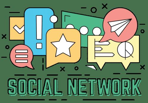 SMO, les réseaux sociaux
