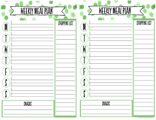 Simple Meal Planning for Beginners