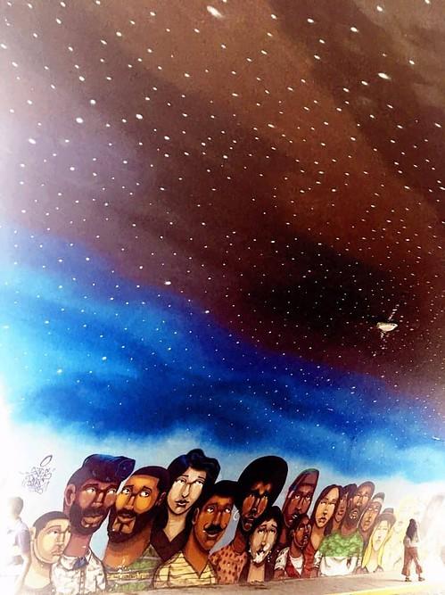 Murals in Barranco