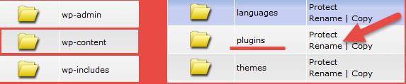 نحوه غیر فعال کردن افزونه های وردپرس زمانی که wp-admin باز نمی شود