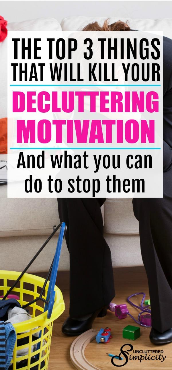 decluttering motivation   how to declutter   decluttering tips   decluttering for busy people   #declutter #decluttering #encouragement #clutterfree