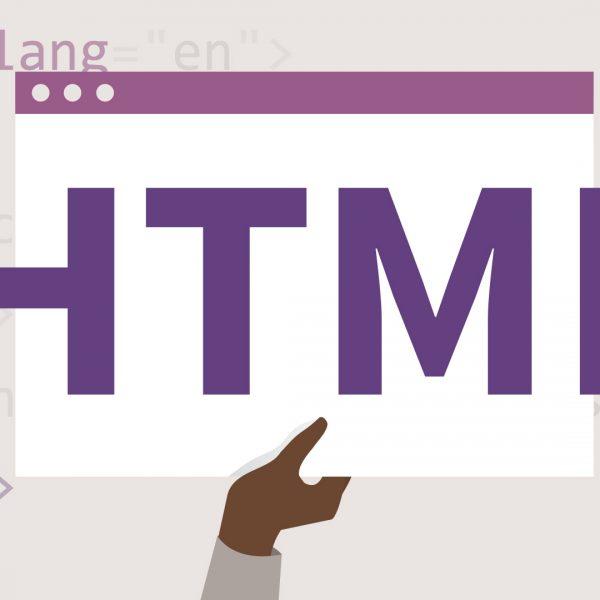 html5 600x600 - مزایای و معایب (hrml 6 ) نسبت به ( html 5 )