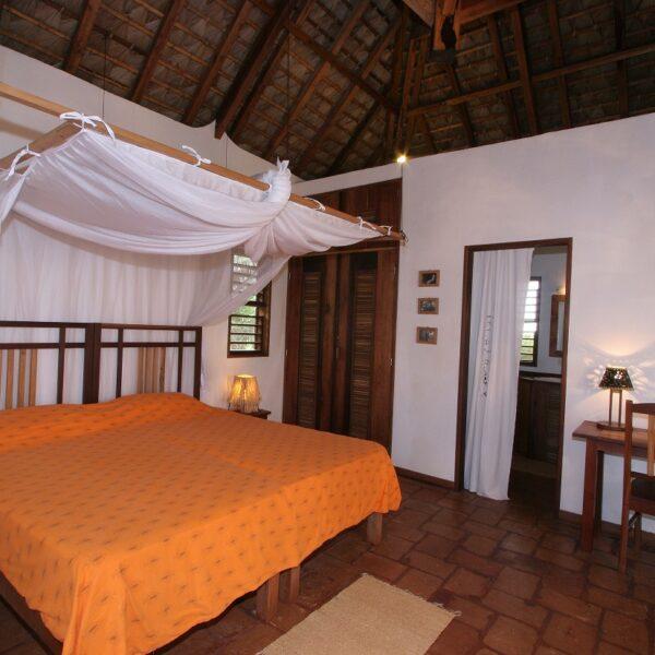 Sakatia Lodge | interno bungalow