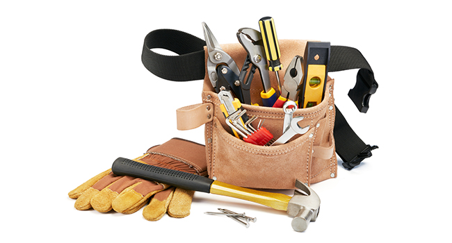 Tools Required to fix water softener issues