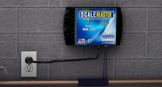 Scaleblaster water conditioner