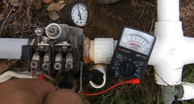 Pressure switch problems