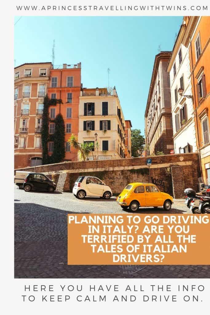 ITALIAN DRIVERS