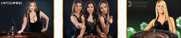 Unique Casino Live games