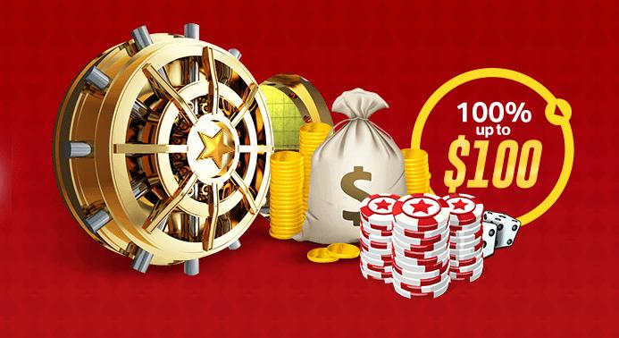 RedStar Casino Bonus