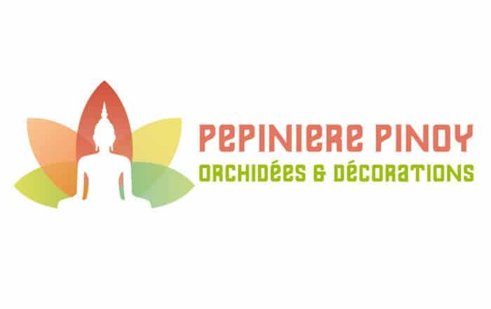 Logo Pinoy orchidée