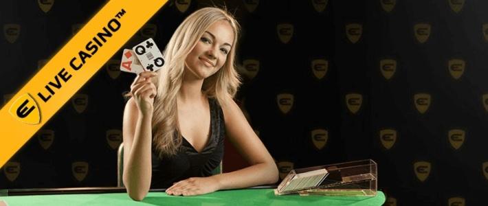 Enzo Casino live