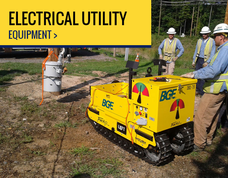 Electrical Utility Equipment by Movex Innovation