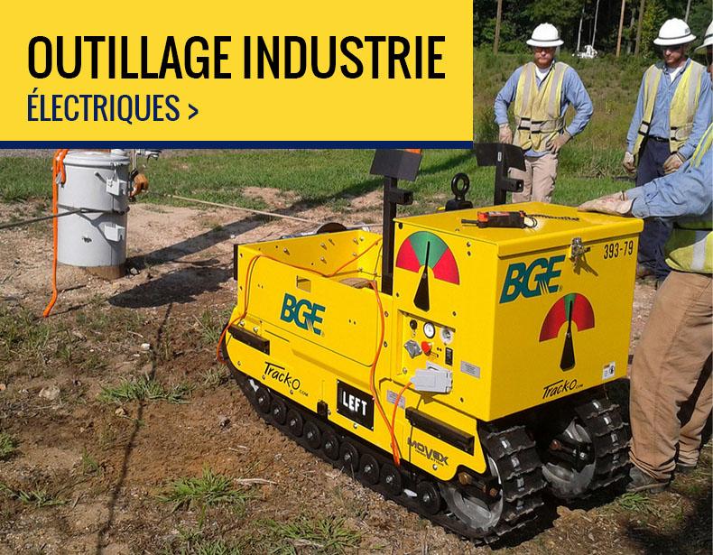 Outillage Industrie Électrique