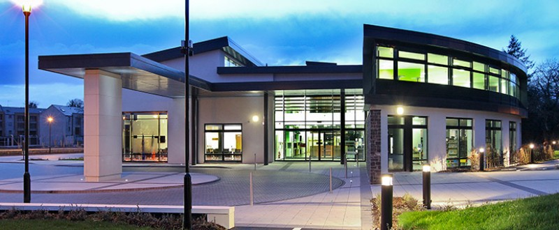Carrickmacross Civic Centre by Pat Byrne