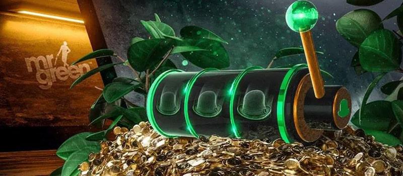 Mr Green Casino Bonos