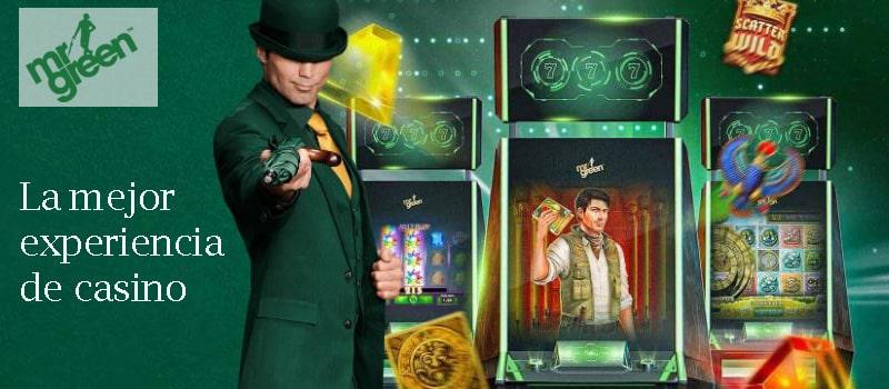 Mr Green Casino Rese;a