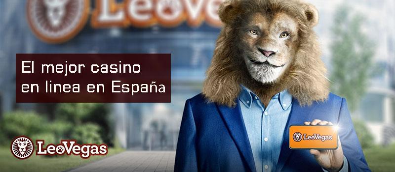 Reseña LeoVegas Casino