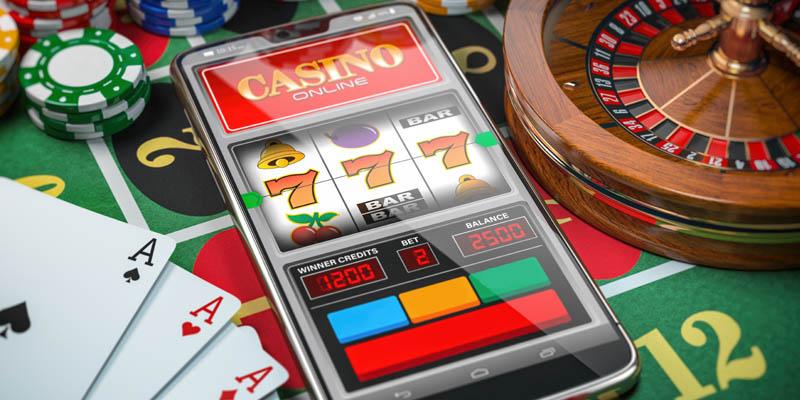 Histoire du casino mobile