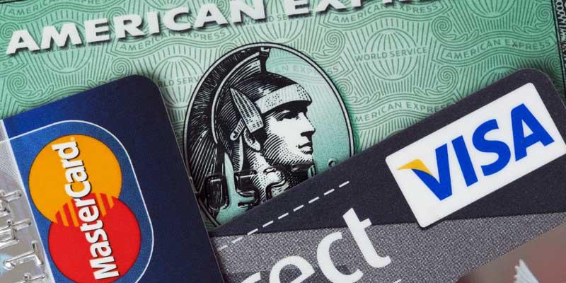 Les cartes de crédit et débit populaires