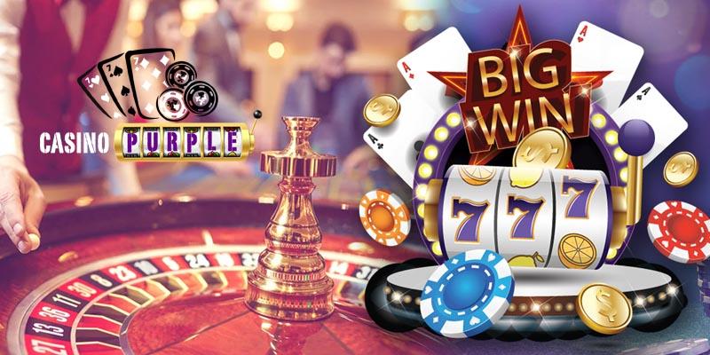 Casino Purple Revue