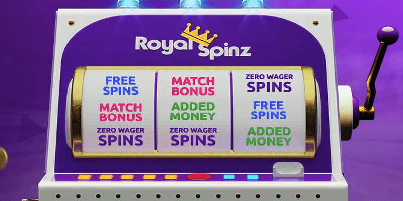 RoyalSpinz Casino