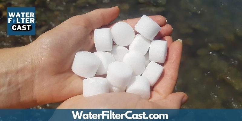 Is Water Softener Salt Safe To Eat?