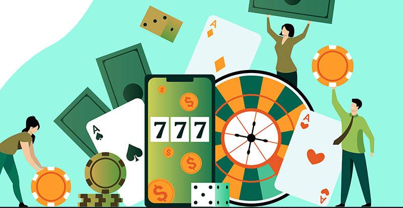 Historia de los casinos móviles