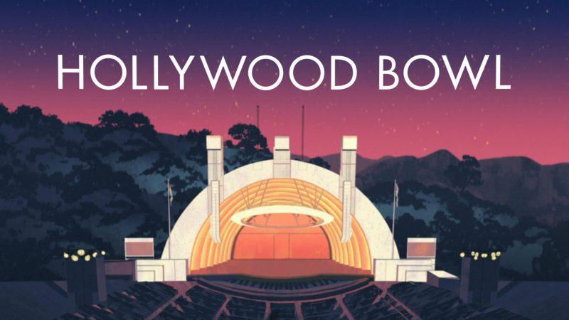 The Hollywood Bowl logo