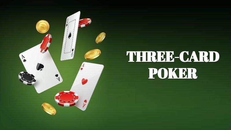 Three-card Poker Guide