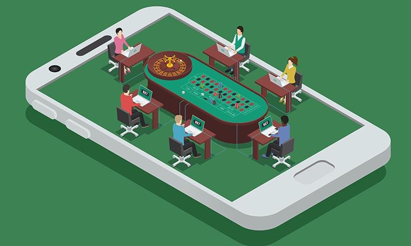 Roulette Dalam Telefon Bimbit