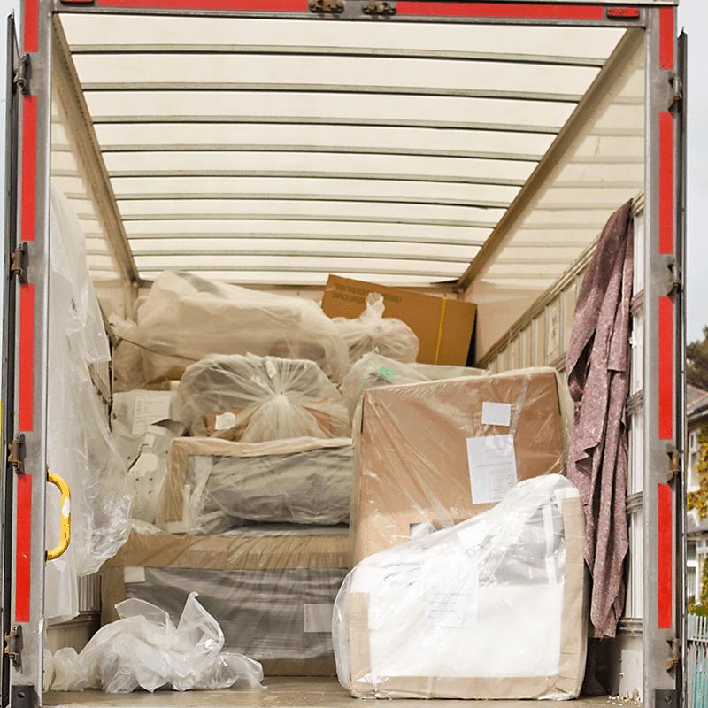Fragtpris ved møbeltransport