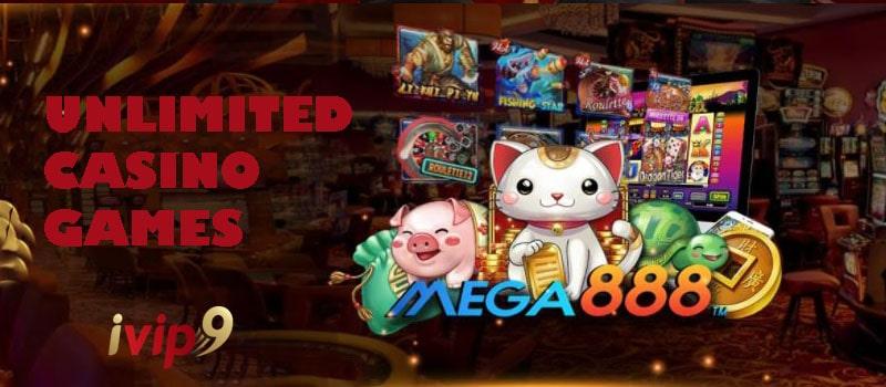 iVIP9 Casino Games
