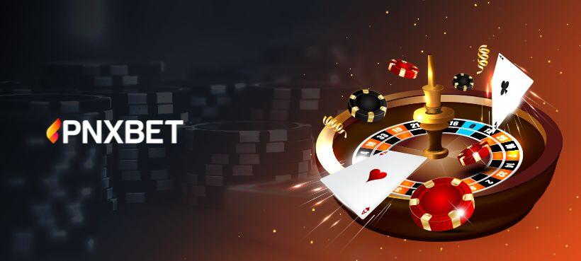 PnxBet Casino Games