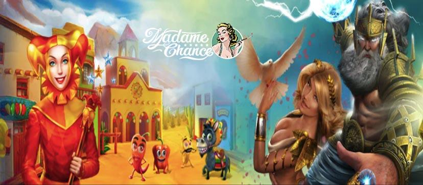 Madame Chance Casino slots