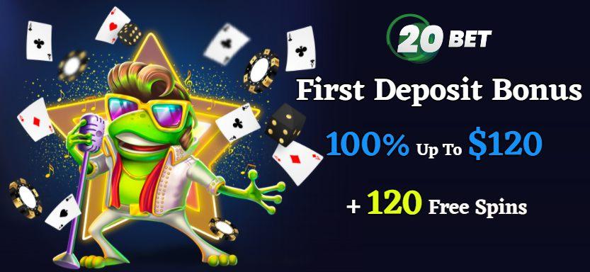 20Bet Casino Bonus